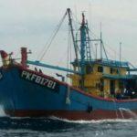 Koarmabar Tangkap Dua Kapal Ikan Malaysia di Perairan Aceh