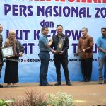 Pangarmatim Hadiri Puncak Peringatan Hari Pers Nasional