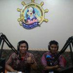 Melalui Siaran Radio JJM, APMI Sampaikan Semangat Maritim untuk Kawula Muda