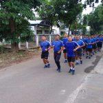 Menilik Pentingnya Olah Raga dalam Pembinaan Prajurit Yonmarhalan