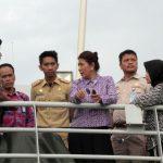 Di Buton, Menteri Susi Minta Orang Sulawesi Pengguna Bom Ikan untuk Taubat
