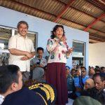 Jaminkan Kemudahan Izin dan Asuransi, Menteri Susi minta Nelayan Kendari Lestarikan Lingkungan