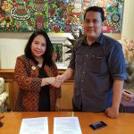 Assosiasi IUMKM Indonesia Akumandiri dan PT Bank Artha Graha International teken Perjanjian Kerjasama