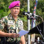 Tanggap Dinamika Organisasi, Marinir Lantik Prasetyo Pinandito Pimpin Batalyon Infanteri 3