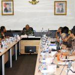 Rakortas dengan Stakeholder Maritim, Pushidrosal Komitmen Dukung terus Program Nasional
