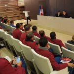 Prodi Strategi Perang Semesta Unhan melaksanakan KKLN di Prancis