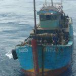 KKP Tangkap 17 Kapal Ikan Asing Ilegal