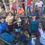 Menteri Susi Berjanji akan Merevitalisasi Kampung Suku Bajo