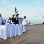KASAL resmikan 2 KRI baru milik TNI AL