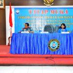 Pangarmabar melaksanakan Kunker ke Lantamal IV Tanjung Pinang
