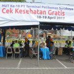 TPS Peduli kesehatan, 180 Orang Terlayani Pemeriksaan Darah Gratis