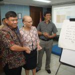 Presiden World Maritim University kagumi Sistem Pendidikan STP Jakarta