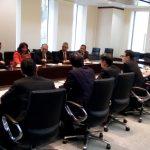Hari Pertama di Jepang, Menteri Susi temui Presiden JICA