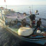 Jaga Kedaulatan, Bakamla RI Kembali Tangkap Kapal Vietnam di Perairan Natuna