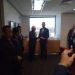 Bahas Joint Exercise, Bakamla lakukan Bilateral Meeting dengan ABF di Australia