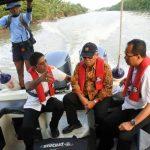 Dua Menteri Dukung Proyek Kanal CBL sepanjang 24 Km