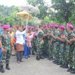 Dankormar Kunjungi Lampung, Nostalgia Saat Pimpin Brigif 3