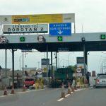 Truk Pengguna Tol Akses Tanjung Priok, Terhambat di Pintu Gerbang Rorotan 2