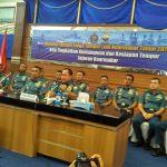Koarmabar Gelar Latihan Siaga Tempur 2017