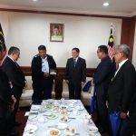 Perkuat Keamanan Selat Malaka, RI dan Malaysia Jalin Kerjasama