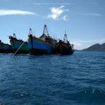 Kapal Ikan Vietnam Ditangkap Bakamla RI di Perairan Natuna