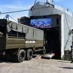 Tanggap Bencana Alam, Satlinlamil Jakarta Gelar Latihan Embarkasi dan Debarkasi
