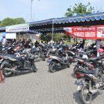Sambut Hari Jadi, TPS Gandeng Pabrikan Sepeda Motor Gelar Servis Gratis