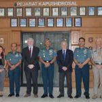 Pushidrosal TNI AL dan UKHO Sepakat Perpanjang Distribusi ENC