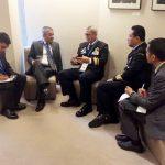 Indonesia dan India Tingkatkan Kerjasama Sektor Hidrografi