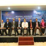 Workshop Terkait Perlindungan Lingkungan Maritim digelar Ditjen Perhubungan Laut dan IMO