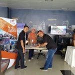 Peserta ELP kagumi IPC Logistic Services di PMLI Ciawi Bogor