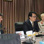 Deputi I Kemenko Maritim terima kunjungan Lembaga Studi Pertahanan Inggris