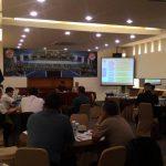 Bakamla RI Tingkatkan Kemampuan Sistem Peringatan Dini Keamanan dan Keselamatan Laut secara Terpadu