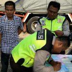 Hari ke-9 Ops Patuh Jaya 2017, Polres Pelabuhan Tanjung Priok Tindak 80 Pelanggar