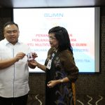 Permudah Karyawan dalam Bertransaksi, Pelindo III dan BNI Terbitkan Kartu Multifungsi