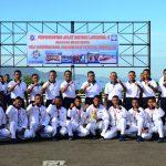 Atlet Dayung Lantamal II Padang Raih Juara III Pada Even Bali International Dragon Boat Festival 2017