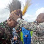 Komandan Korps Marinir Kunjungi Ujung Negeri