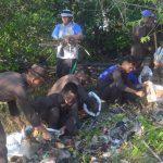World Oceans Day 2017, STP Lakukan Bersih Pantai di Pesisir Serang