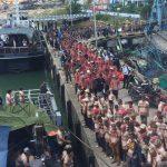 Pemerintah Indonesia lakukan Repatriasi terhadap 695 Nelayan Vietnam Pelaku Illegal Fishing