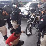 Timsus Elang Laut Polres Pelabuhan Tanjung Priok Berantas Aksi Preman Berdalih Pengatur Jalan