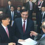 Beijing sambut baik Tawaran kerjasama Indonesia di bidang Infrastruktur dan Keamanan Laut
