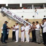 Kapal Perdana Mudik Gratis Jakarta-Semarang Difasilitasi KM Dobonsolo