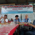 Bantah Pernyataan Susi, GMKI angkat Krisis Ikan yang terjadi di Bitung