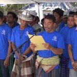 Masyarakat Lombok Ikrar tidak akan tangkap Benih Lobster