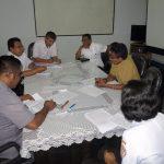 Sinergiskan Renstra 2015-2019, Kepala Zona Timur terima Tim Evaluasi Kamla