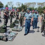 Asops Panglima TNI Cek Kesiapan Satgas Marinir Ambalat dan Pulau Terluar