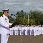 Korps Marinir TNI AL Peringati Hari Pancasila