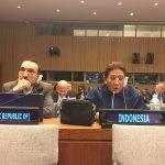 Jaga Kelestarian Laut dan Ikan, Susi Pudjiastuti Intervensi Konferensi Laut PBB