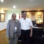Indonesia Siap Test Case Teknologi Plastic Tar Road di Bali