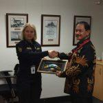 Amankan Perairan Kawasan, Bakamla RI dan Australia Formulasikan Strategi Patroli Bersama